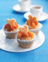 Frangipane & Apricot Cupcakes