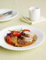 Roast Pork with Fennel