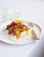 Grilled Spiced Cod