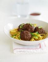 Chilli-Spiced Meatballs