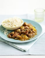 Caribbean Pork with Pineapple