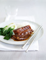 Asian Braised Belly of Pork