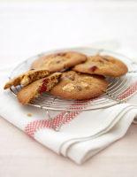 Chocolate & Cranberry Cookies