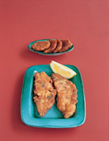 Fried Whiting with Chermoula