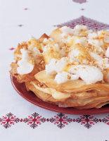 Pastilla with Custard