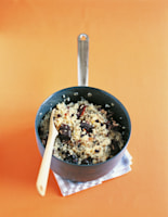 Rice with Saffron & Dried Fruit