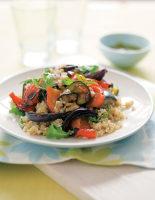 Roasted Veggie & Quinoa Salad
