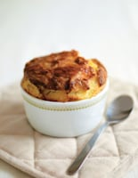 Double-Baked Cheese Soufflés