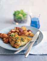 Spiced Haddock & Cumin Potatoes
