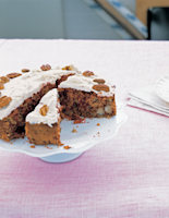 Beetroot Speckled Cake
