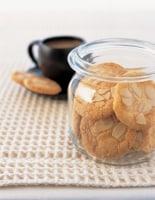 Orange & Polenta Cookies