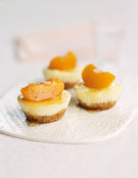 Apricot Cheesecake Bites
