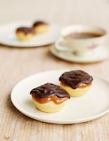 Chocolate Caramel Shortbreads