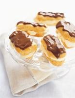 Chocolate Eclairs & Cream Liqueur