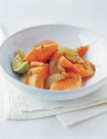 Papaya & Lime Salad