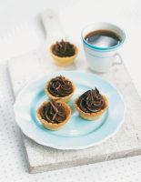 Mini Chocolate Truffle Tarts