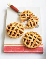 Chillied Pumpkin & Tomato Pies