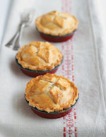 Cockle, Leek & Bacon Pies
