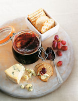 Pear & Red Wine Cheese