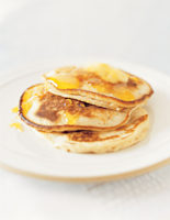 Banana & Sultana Drop Scones