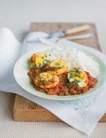Sri Lankan Tomato & Egg Curry