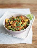 Potato & French Bean Curry