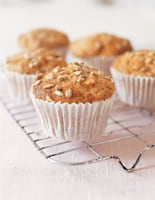 Apricot & Sunflower Muffins