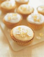 Tangy Lemon Cupcakes