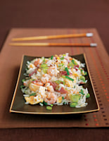 Ham & Prawn Fried Rice