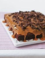 Toffee Chocci Cake