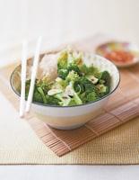 Broccoli with Garlic & Chilli