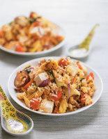 Tofu & Vegetable Fried Rice