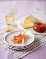 Membrillo with Manchego