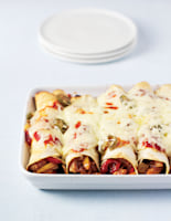 Baked Turkey Burritos