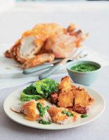 Roast Chicken with Smoky Sauce