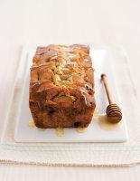 Pear, Cardamom & Sultana Cake