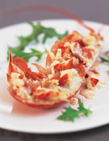 Lobster with Shallots & Vermouth