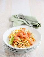 Lime & Ginger Prawn Coleslaw