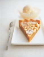 Macadamia & Vanilla Tart