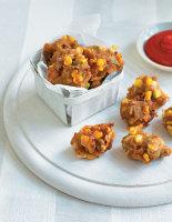 Tuna and Sweetcorn Nuggets