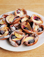 Blackberry and Apple Puffs