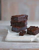 Wheat-Free Gooey Chocolate Brownies