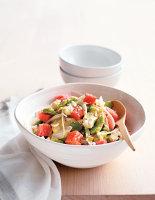Watermelon, Fennel & Feta Salad