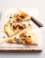 Roasted Squash & Sage Pizza