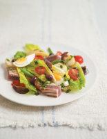 Seared Tuna with Niçoise Salad