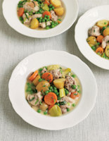 French-Style Chicken Stew with Tarragon