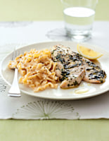 Chicken with Lemon & Parsley