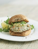 Chicken and Tarragon Burgers