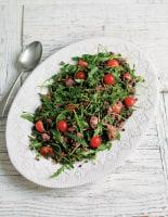 Herby Ham and Lentil Salad