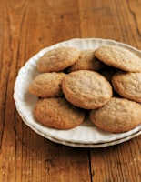 Chopped Nut Snickerdoodles